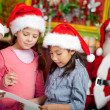 Christmas letter — Stock Photo #8851148