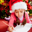 Christmas letter — Stock Photo #8851153