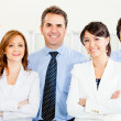 Business team — Stock Photo #8851242