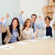 Successful business team — Stock Photo #8851566