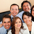 Group of business — Stock Photo #8851568