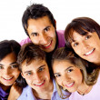 Group of young — Stock Photo #8851615