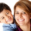 mother and son — Stock Photo #8851759