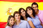 Learning Spanish as a foreign language — Stock Photo