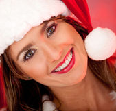 Mrs. Claus — Stock Photo