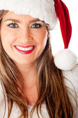 Happy Mrs Claus — Stock Photo