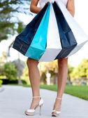Alışveriş torbaları — Stok fotoğraf