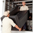 Moving services - Foto Stock