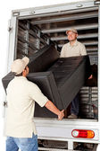 Moving services — Foto Stock