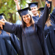 Stock Photo: Happy graduation