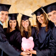 Education savings - Stock Photo