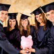 Education savings — Stock Photo