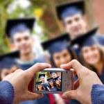 Foto de graduación — Stockfoto