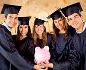 Education savings — Foto Stock