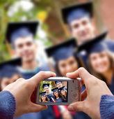 Foto de graduación — Foto de Stock