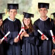 Graduation group — Stock Photo #8963157