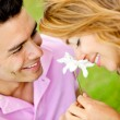 Romantic couple - Stockfoto