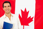 Studying in Canada — Stock Photo