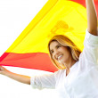 Spanish woman — Stock Photo #9086561