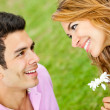 Romantic couple — Stockfoto