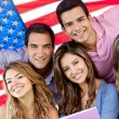 American youth — Stockfoto