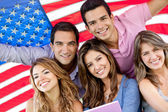 American youth — Stock Photo