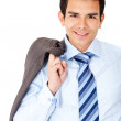 Handsome business man — Stock Photo #9223015