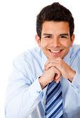 Homem de negócios bem sucedido — Foto Stock
