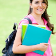 Female student — Stock Photo #9283661