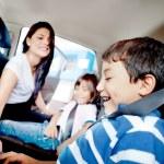 Car safety — Stock Photo