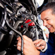 Car mechanic — Stock Photo #9557652