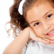 Adorable little girl — Stock Photo #9632715