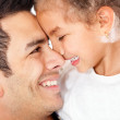 Daddy's girl — Stock Photo #9658008