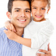 Father and daughter — Stock Photo #9658011