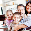 Happy family together — Stock Photo #9677761