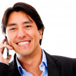 Business man on the phone — Stock Photo #9774190
