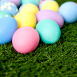 Easter eggs — Stock Photo #9790332