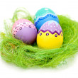 Easter eggs — Stock Photo #9790346