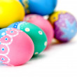 Easter eggs — Stock Photo #9790347