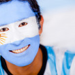 Man from Argentina - Stock Photo