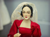 Antique doll — Stock Photo