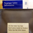 ������, ������: Airline Seat Pocket Info
