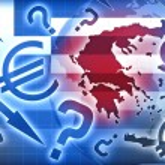Greece crisis — Stock Photo