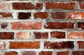 Big bricks wall texture or background — Stock Photo