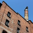 Old brewery factory — Stock Photo