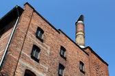 Antica fabbrica di birra — Foto Stock