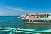 Barca passeggeri — Foto Stock