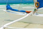 Yelkenli tekne — Stok fotoğraf