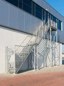 Escaleras de un edificio — Foto de Stock