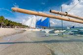 Barche a vela — Foto Stock